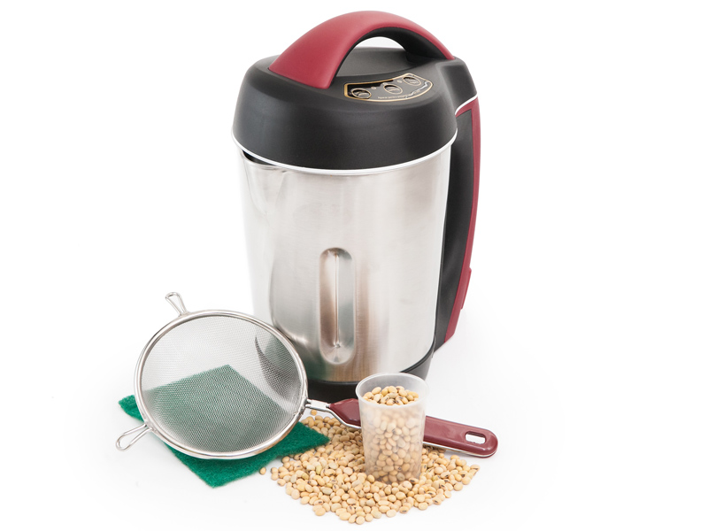 Aparat lapte de soia 1.1-1.3 Litri (Model Negru)