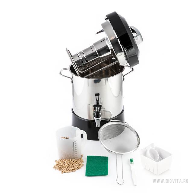 Aparat Lapte Vegetal Biovita-M8 Interior